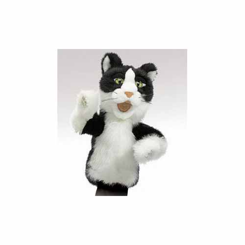 Tomcat Character Puppet by Folkmanis - 2916