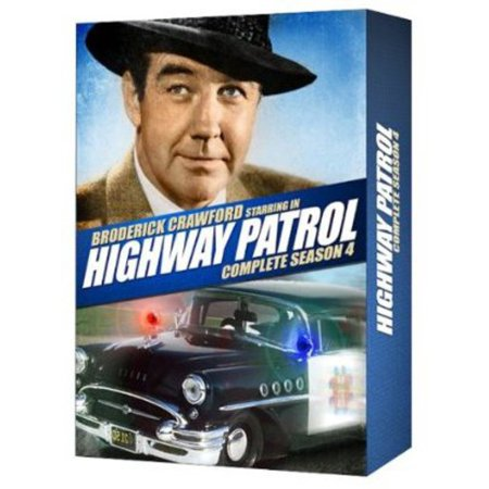 Highway Patrol: The Complete Season Four (DVD)](Georgia Highway Patrol Halloween)