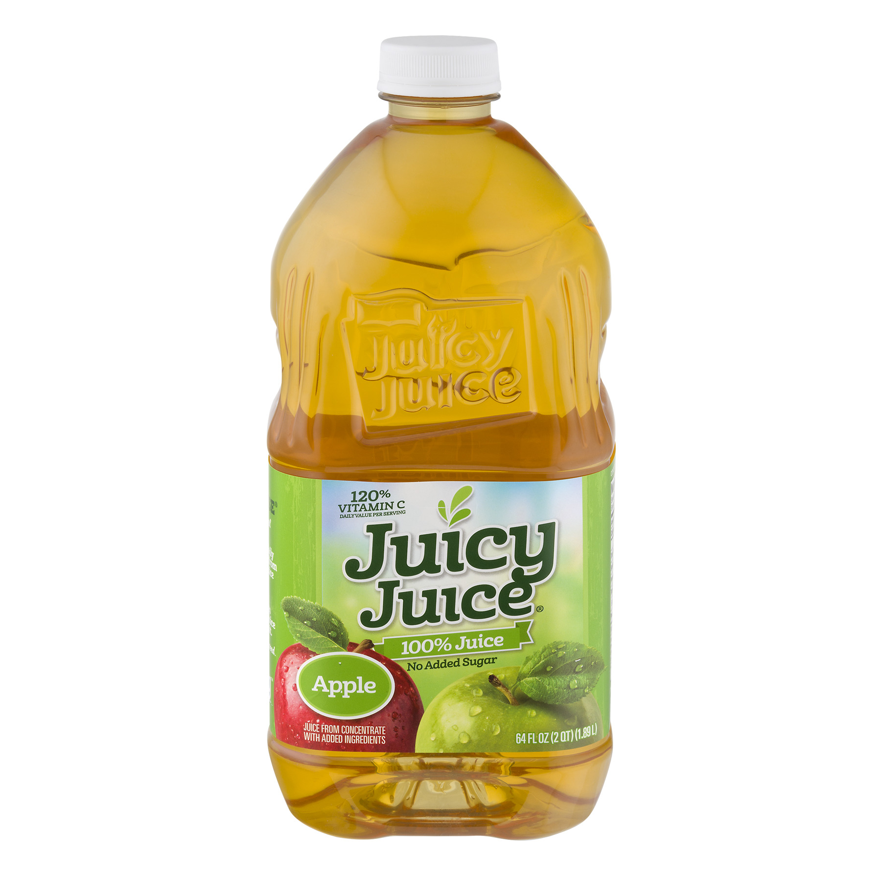 Juicy Juice 100% Juice, Apple, 64 Fl Oz, 1 Count