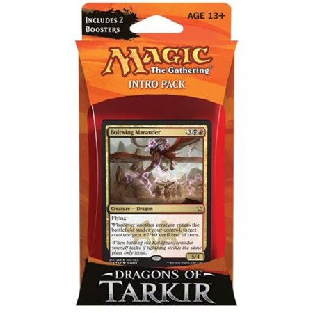 Intro Pak (Magic: The Gathering - Relentless Rush - Dragons of Tarkir Intro Pack )