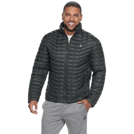 Men's Reebok Glacier Shield Jacket Gray