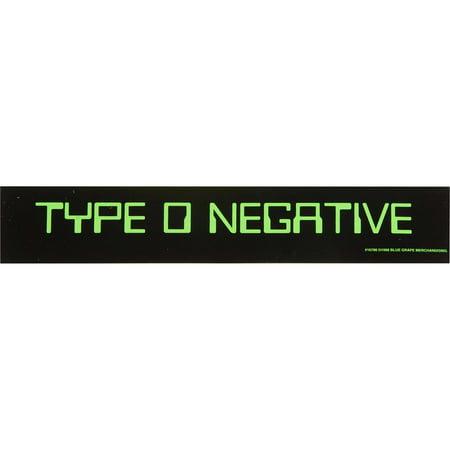 Type O Negative Sticker (Type O Negative Symphony For The Devil)