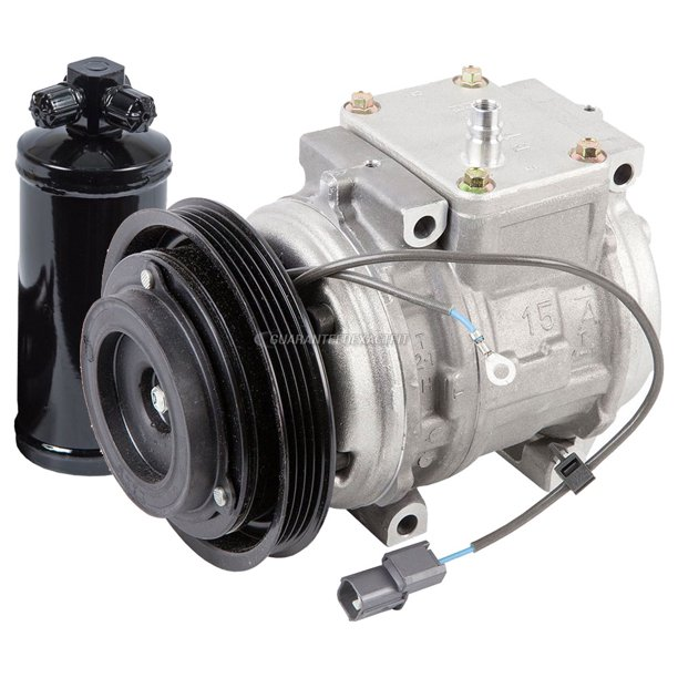 For Acura NSX 1991-2005 OEM AC Compressor W/ A/C Drier