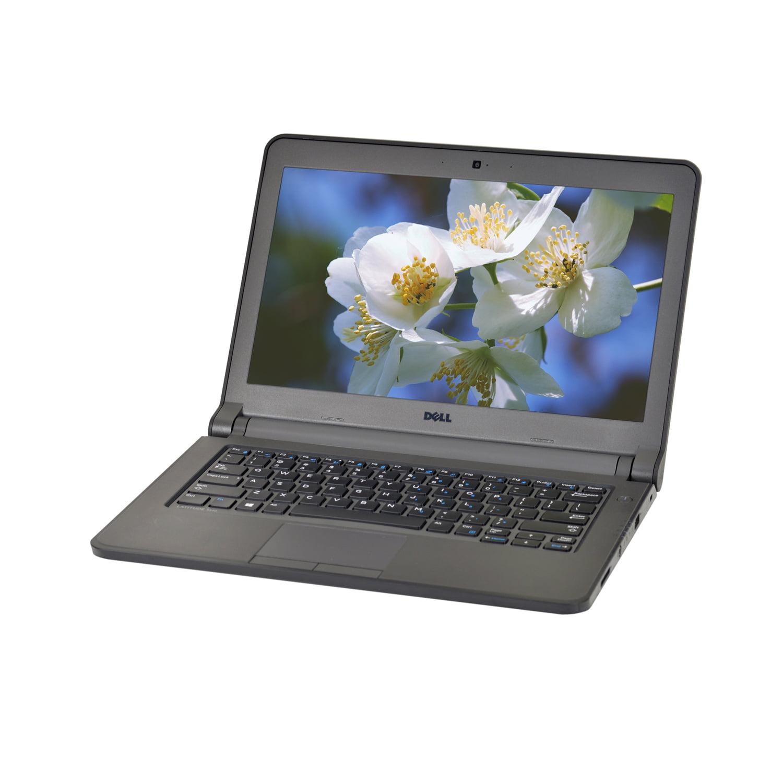 """Refurbished Dell 3340 13.3"""" Laptop, Windows 10 Pro, Intel Core i3-4010U Processor, 4GB RAM, 128GB Solid State Drive"""
