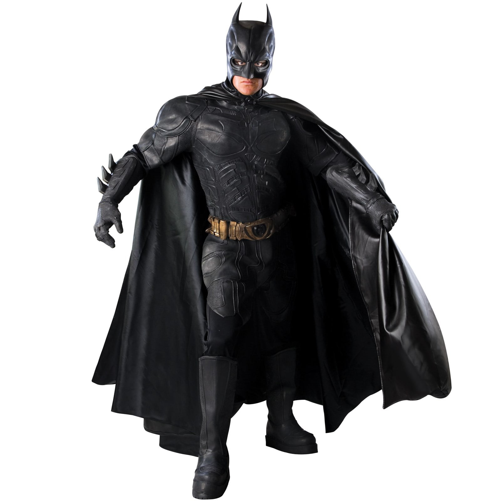 Men's Collector's Edition Grand Heritage Batman Muscle Costume by Rubies
