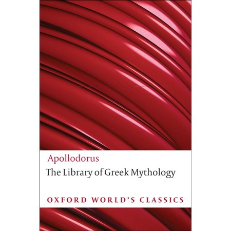 The Library of Greek Mythology - eBook