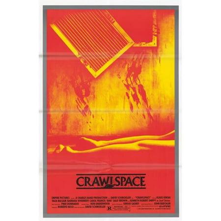 Posterazzi MOVCH5399 Crawlspace Movie Poster - 27 x 40 in. - image 1 de 1