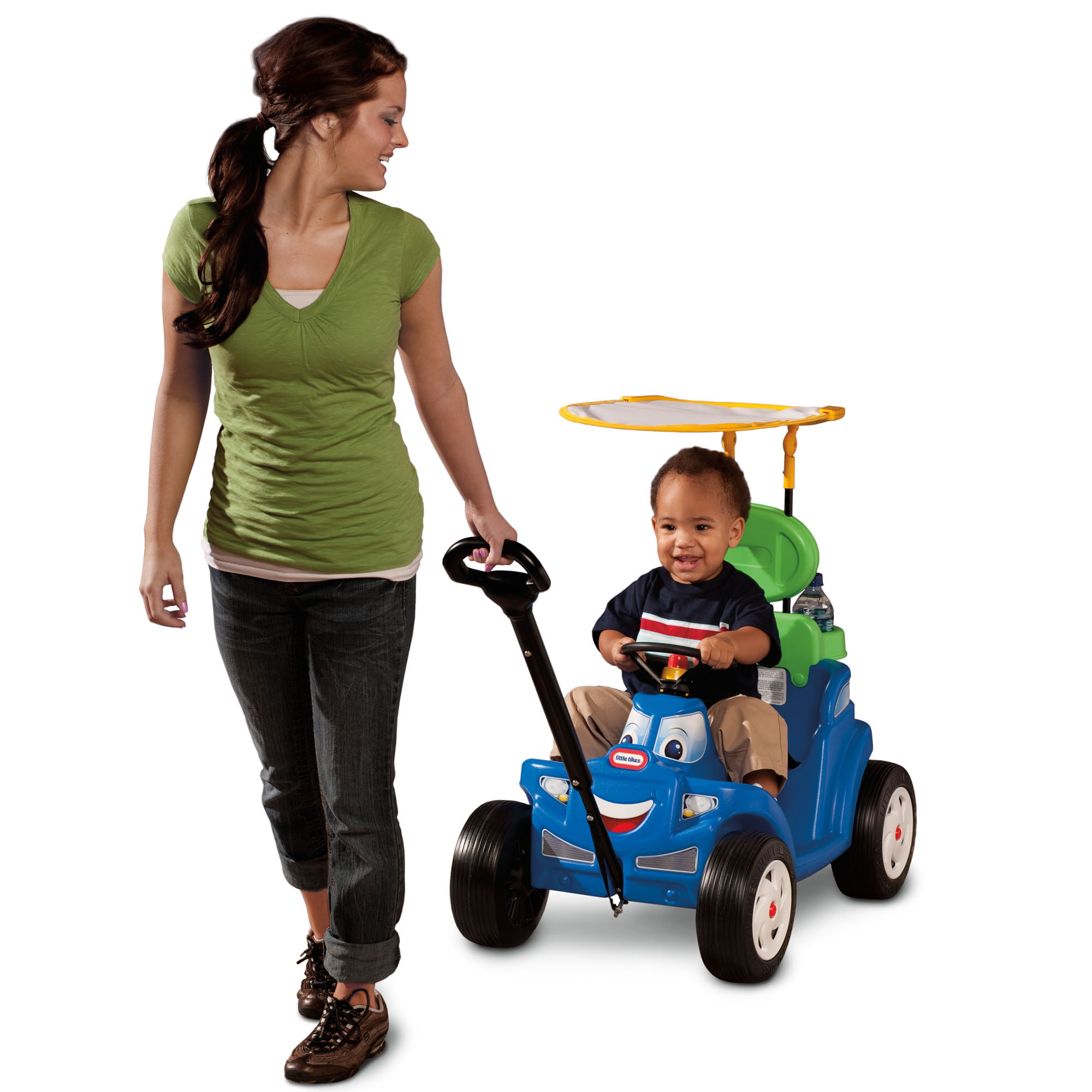 Little Tikes Deluxe 2-in-1 Cozy Roadster by Little Tikes Company