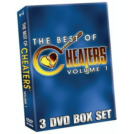 Cheaters: Best Of, Vol. 1 (DVD)