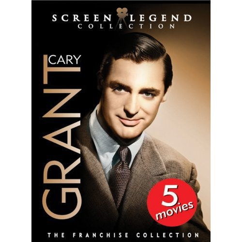Cary Grant: Screen Legend Collection (Full Frame)