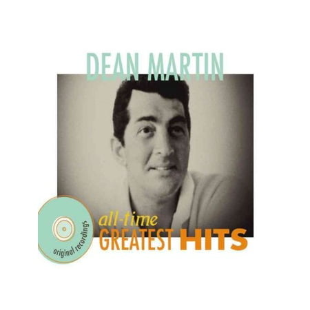 Dean Martin - All Time Greatest Hits (CD) (Best Dean Martin Song)