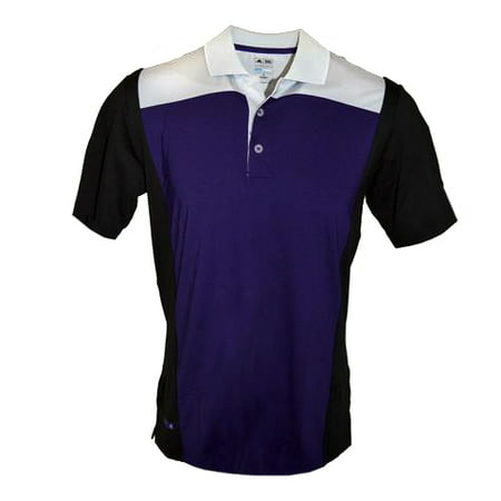 - adidas Men's Pure Motion Climacool Colorblock Polo