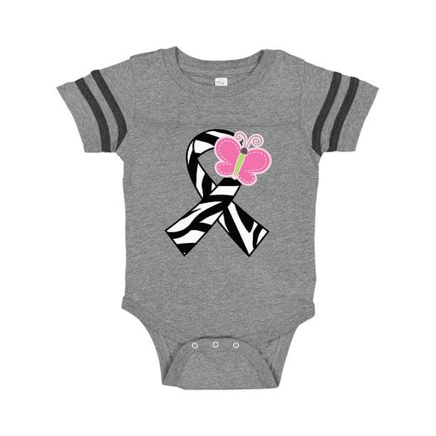 INKtastic - Zebra Ribbon Awareness Rare Disease Infant ...