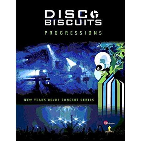 Disco Biscuits: Progressions (DVD)