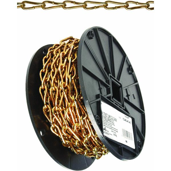 Campbell Twist Link Coil Chain