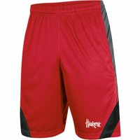 Youth Russell Athletic Scarlet Nebraska Cornhuskers Training Shorts