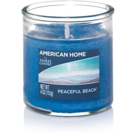 American Home by Yankee Candle 4-oz Small Tumbler, Peaceful Beach