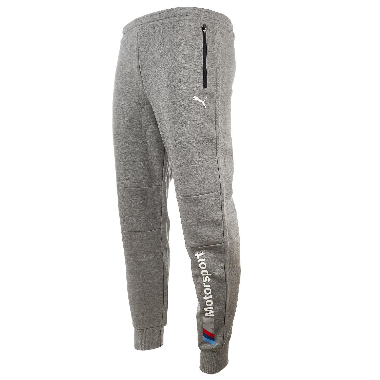 013be285b370 Puma - Puma BMW Motorsport Sweat Pants - F Medium Gray Heather - Mens - L -  Walmart.com
