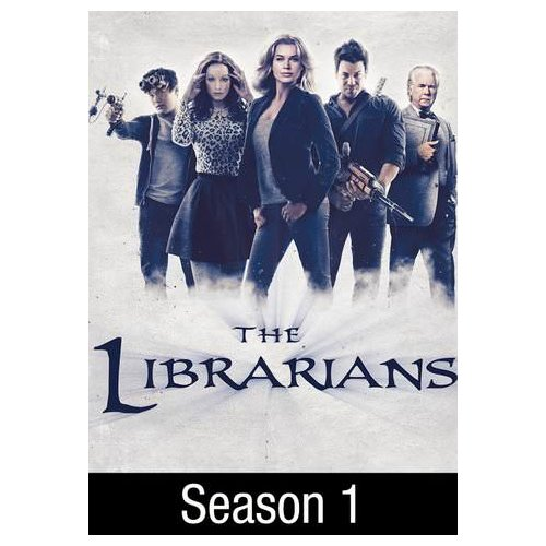 The Librarians: Season 1 (2014)