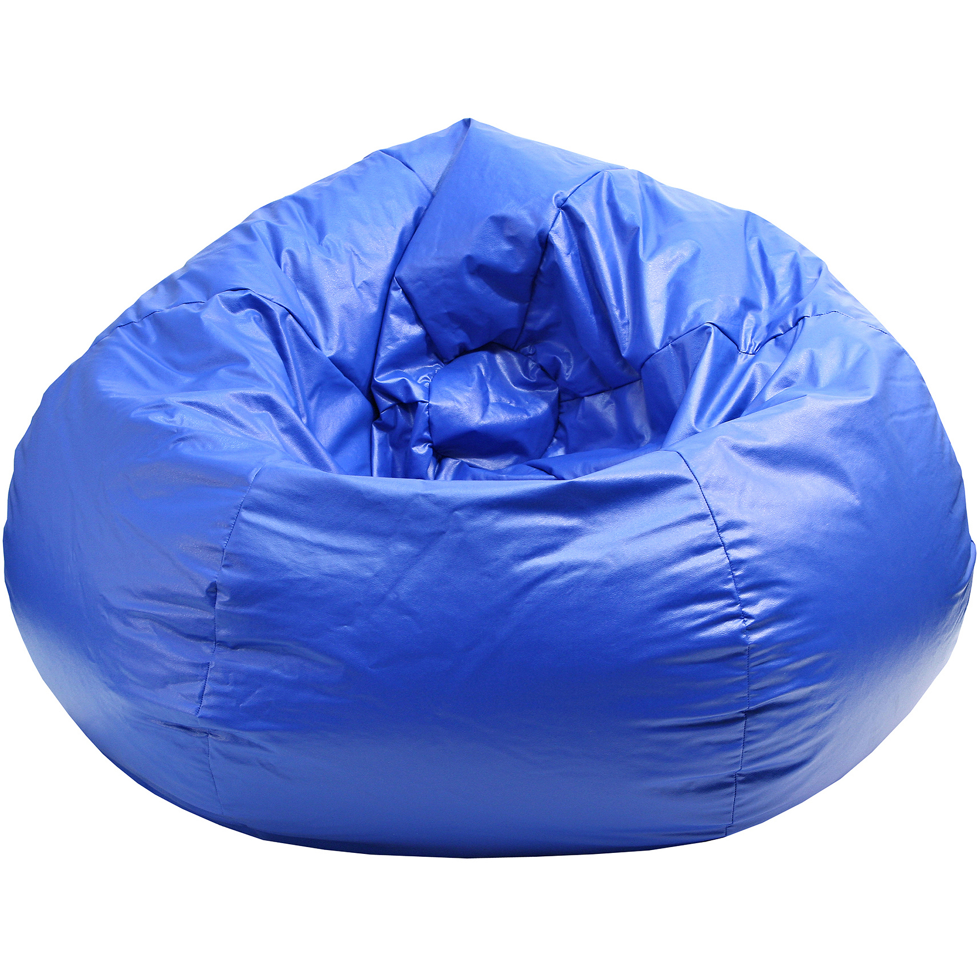 Medium/Tween Wet Look Vinyl Bean Bag