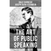 THE ART OF PUBLIC SPEAKING - eBook