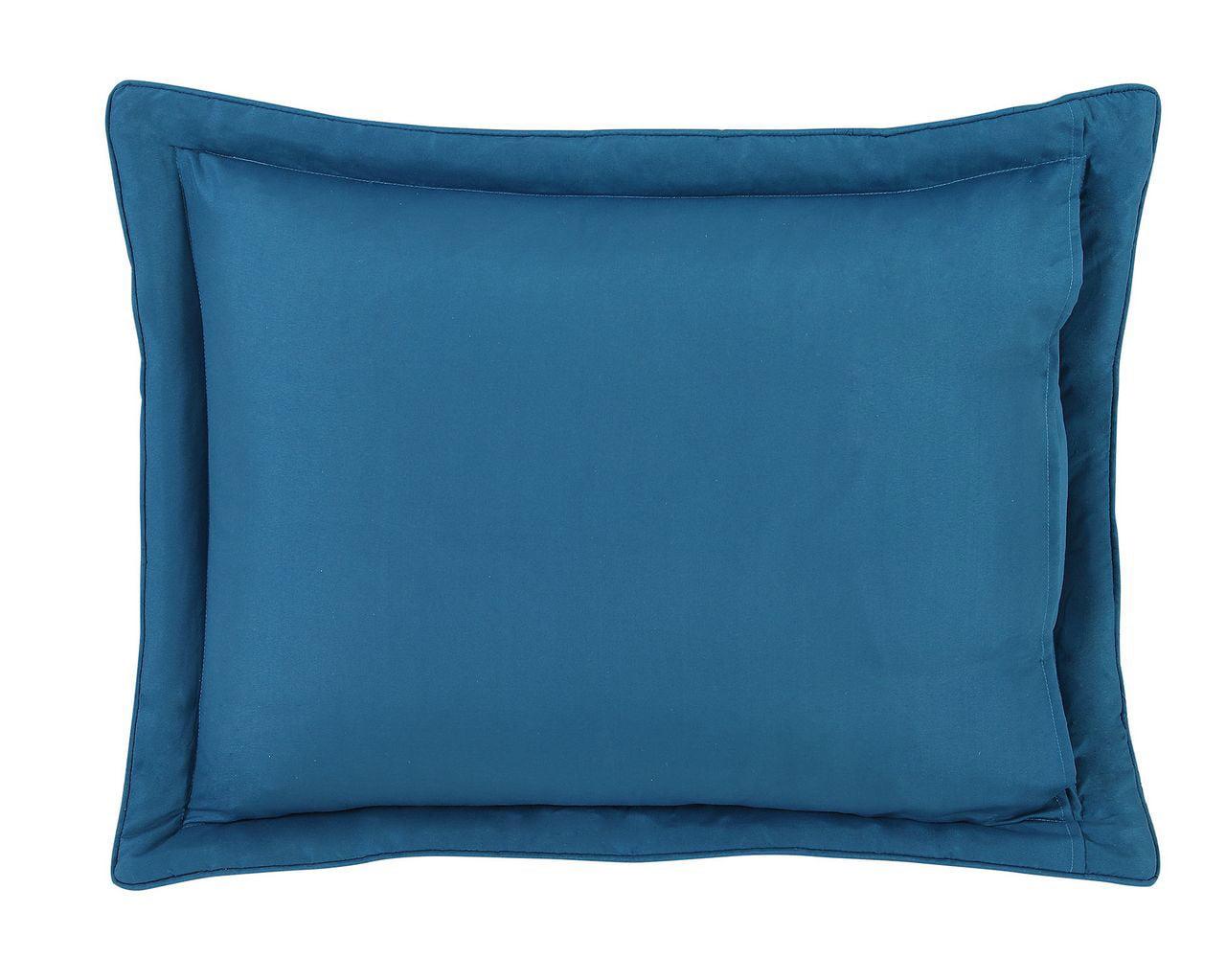 10 Piece Annalise Taupe/Orange/Ivory Comforter Set w/Sheets ...
