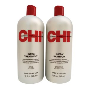 CHI Infra Duo Shampoo & Treatment Set 32 OZ