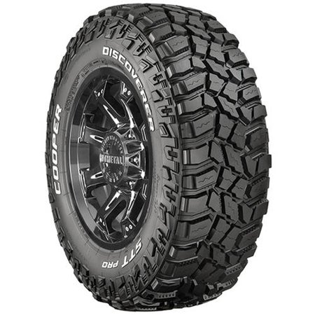 Cooper Discoverer STT Pro Off-Road Mud Terrain Tire - LT275/70R18 (Best On Road Mud Terrain Tire)