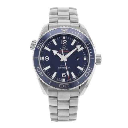 Omega Seamaster Planet Ocean 232.90.38.20.03.001 Titanium Automatic Mens Watch