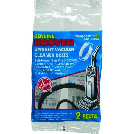 Hoover Vacuum Belt Power Drive Concept 1 Oem 40201049