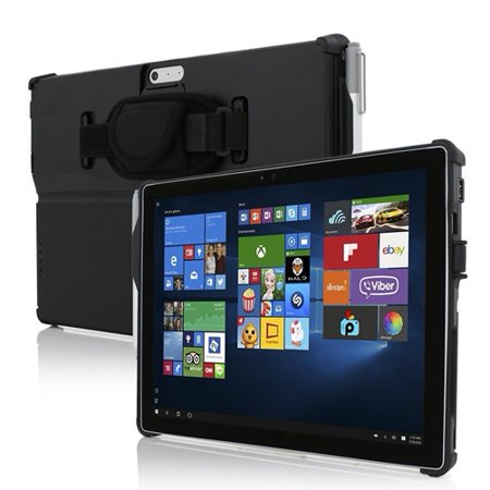 Incipio SECURITY CASE Protective Case with SmartCard Reader for Surface Pro