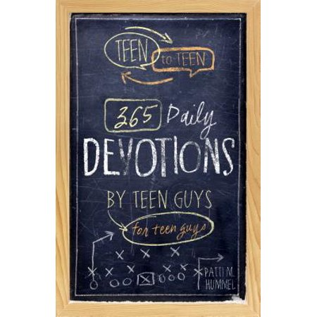 Teen to Teen : 365 Daily Devotions by Teen Guys for Teen Guys - Halloween Ideas For Group Of Guys