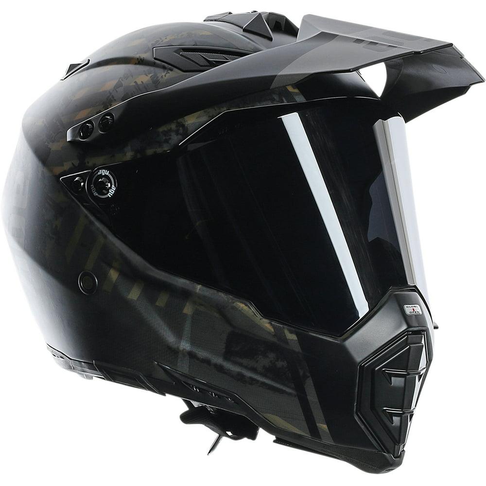 AGV AX-8 EVO Naked Helmet - RevZilla