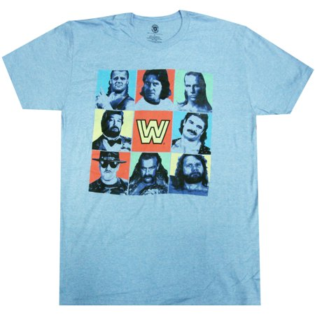 WWE Wrestling Legends Adult T-Shirt