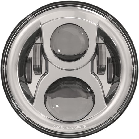Headlight Mounting - J.W. Speaker 8700 EVO 2 Dual Burn Headlight with Mounting Ring