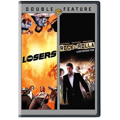 The Losers / RocknRolla (Widescreen)
