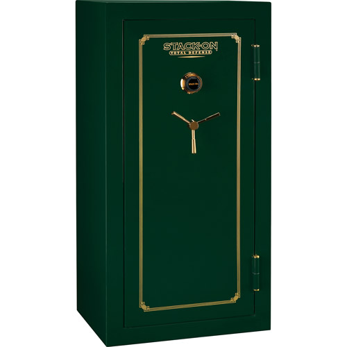Stack-On Total Defense 22 Gun Fire Resistant and Waterproof Safe with Combo Lock