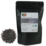 Ceylon English Breakfast Tea Premium Loose Leaf Tea Real Ceylon Tea from Sri Lanka Pouch 4oz