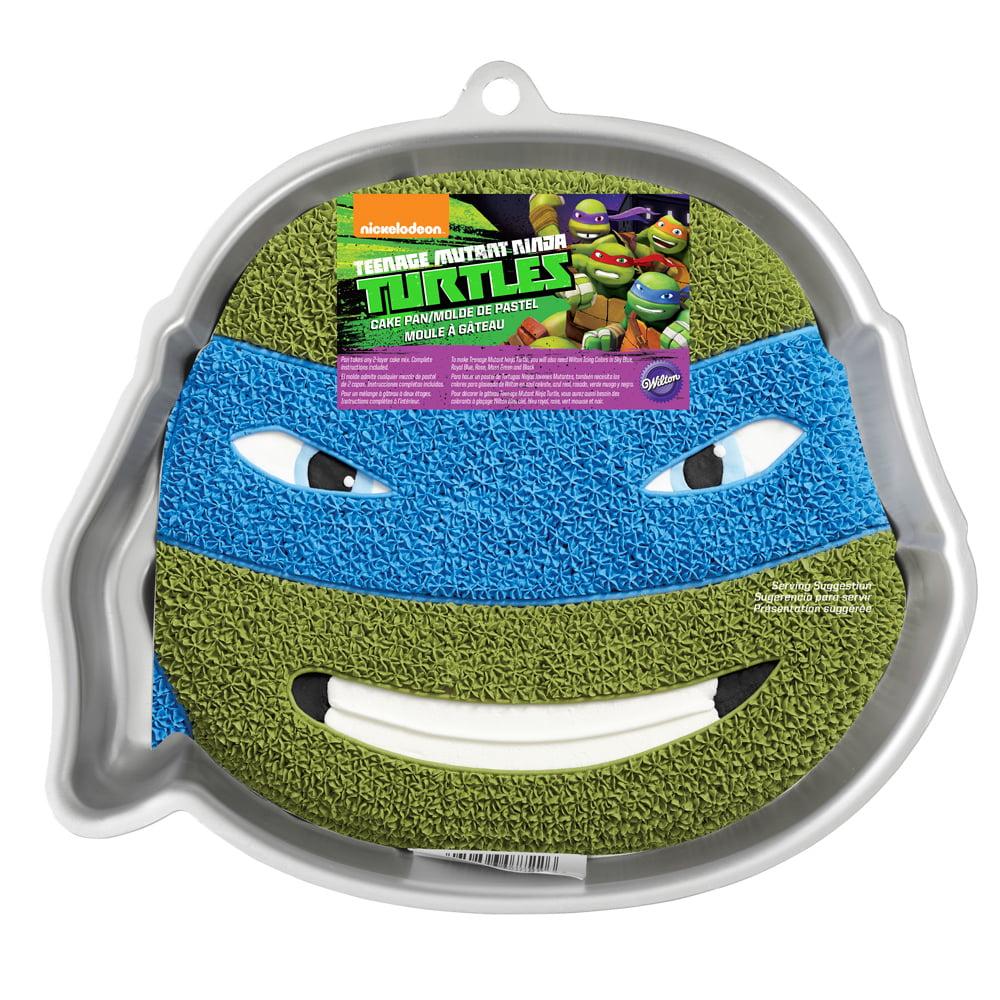 Ninja Turtle Aluminum Cake Pan Walmartcom