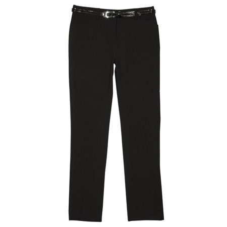 (Girls' Belted Dress Pant)
