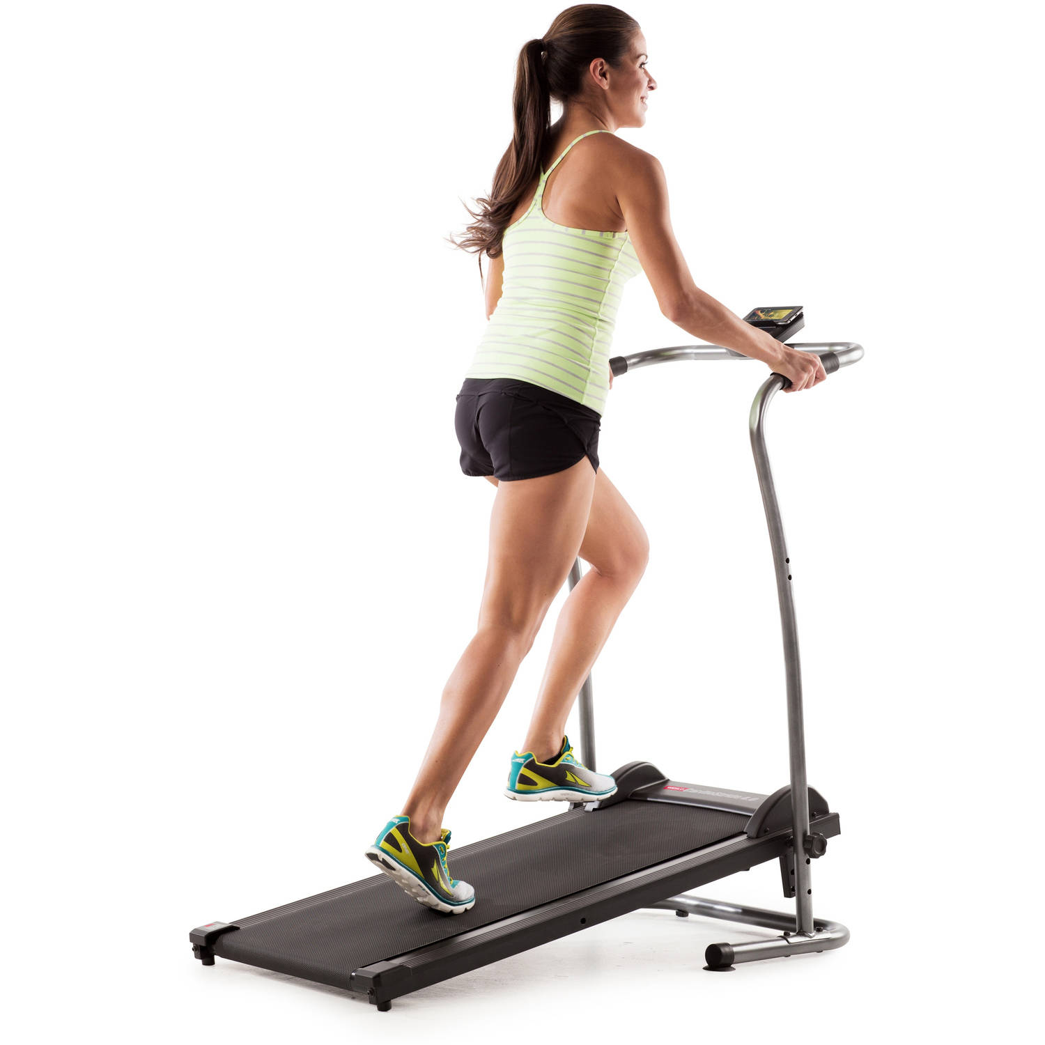 Weslo CardioStride 4.0 Manual Walking Folding Treadmill