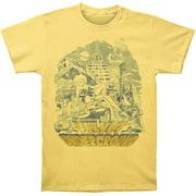 Velvet Underground- NYC Life Apparel T-Shirt - Yellow