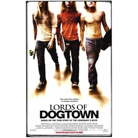Lords of Dogtown (2005) 11x17 Movie Poster (Lords Of Dogtown Movie Poster)
