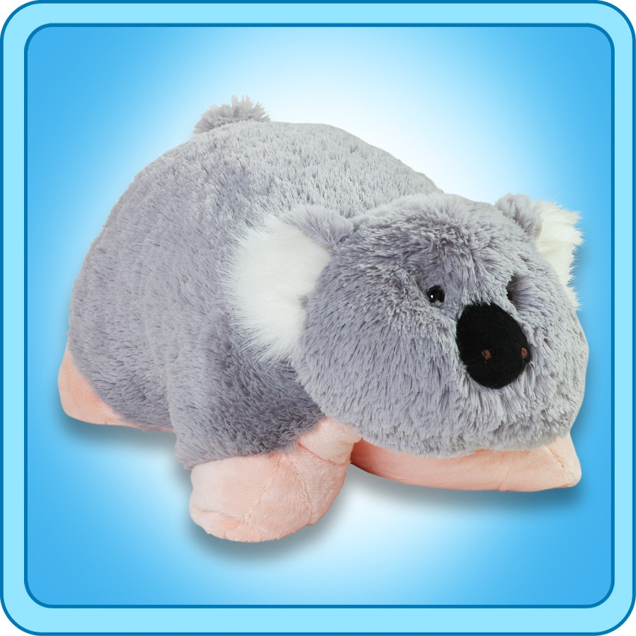 Authentic Pillow Pets Krissy Koala Large 18 Quot Plush Toy