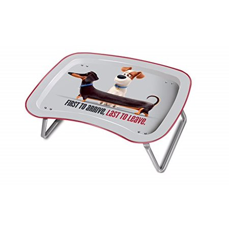 JayBeeCo The Secret Life of Pets Children's Multipurpose Snack Activity Tray - Snake Craft