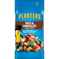 Planters Nut/Chocolate Trail Mix, 72 / Carton