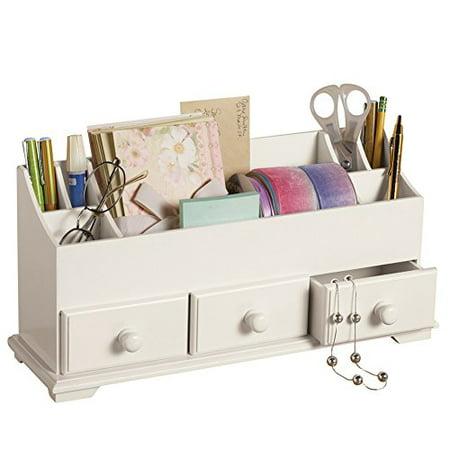Desk drawer makeup storage organizer - Makeup organizer desk ...