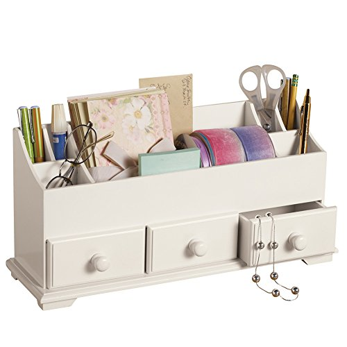 Desk Drawer & Makeup Storage Organizer