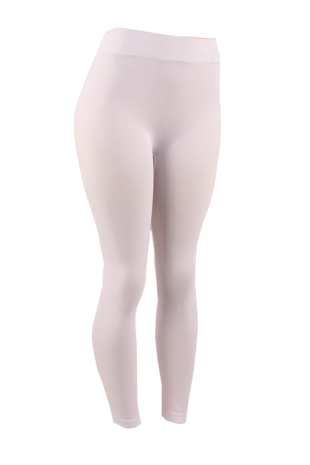 Women's Plus Size Basic Solid Color Leggings