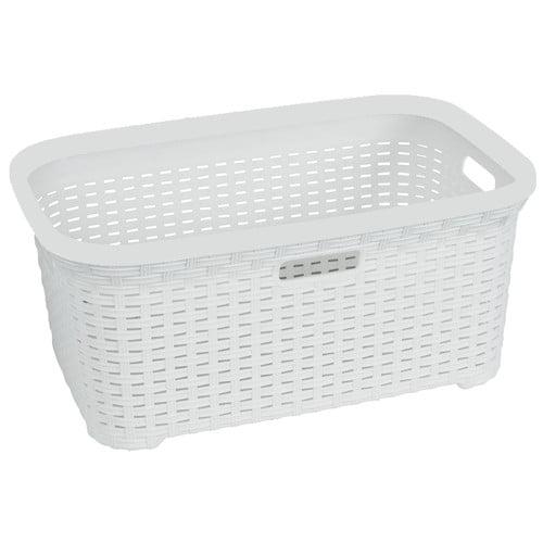 Superior Performance Superio Brand Wicker Bushel Laundry Basket Walmart Com Walmart Com